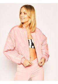 Różowa kurtka przejściowa Pepe Jeans