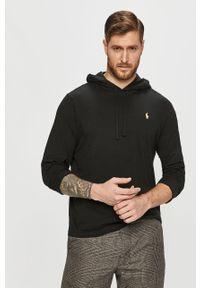 Czarna bluza nierozpinana Polo Ralph Lauren polo, na co dzień, gładkie
