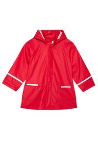 Czerwona kurtka przeciwdeszczowa Playshoes