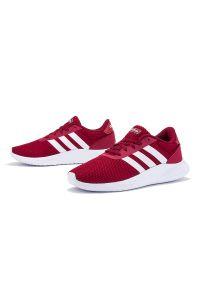 Sneakersy Adidas na sznurówki, na co dzień, z cholewką