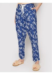 Niebieska piżama