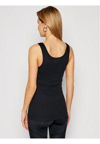 Triumph Top Katia Basics 10181826 Czarny Slim Fit. Kolor: czarny