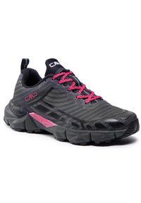 Czarne buty do biegania CMP