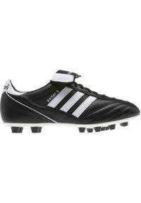 Korki piłkarskie dla dorosłych Adidas Kaiser 5 FG. Materiał: skóra. Szerokość cholewki: normalna. Sport: piłka nożna