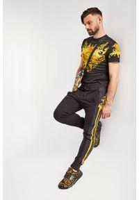 Versace Jeans Couture - SPODNIE DRESOWE VERSACE JEANS COUTURE. Materiał: dresówka #6