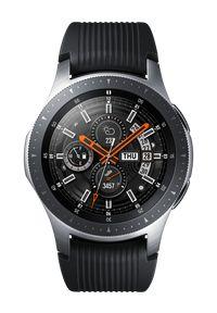 SAMSUNG - Samsung smartwatch Galaxy Watch 46mm, Silver. Rodzaj zegarka: smartwatch. Kolor: srebrny, wielokolorowy, czarny
