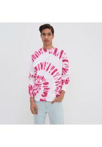 Różowa bluza House #1