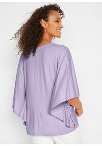 """Shirt """"nietoperz"""" bonprix Shirt """"nietoperz"""" fioł.bez. Kolor: fioletowy #5"""