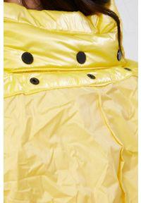 Frieda & Freddies - Kurtka. Kolor: żółty. Materiał: materiał