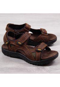 Brązowe sandały McKeylor