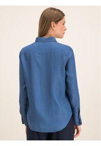 Niebieska koszula Marella
