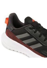 Adidas - adidas Buty Tensaur Run K GZ2665 Czarny. Kolor: czarny. Sport: bieganie