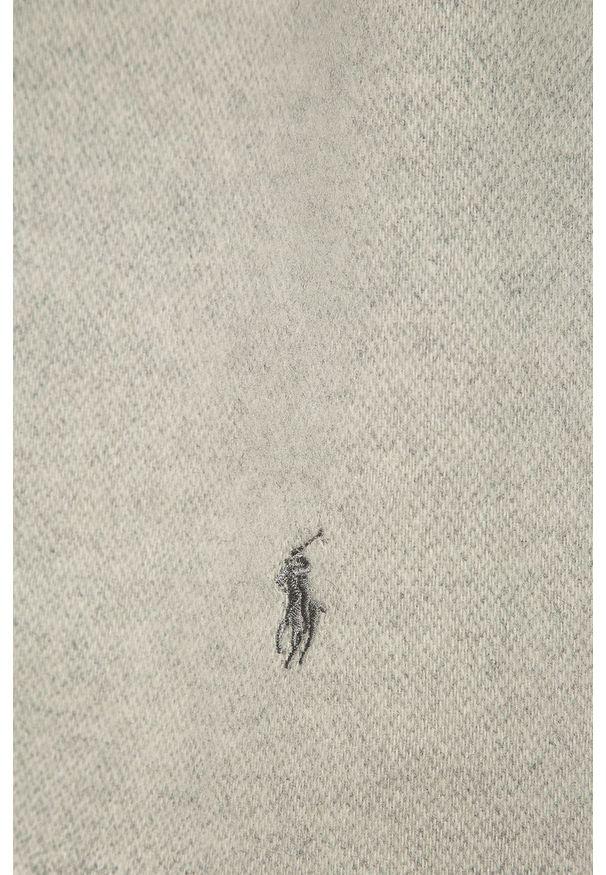 Szary szalik Polo Ralph Lauren