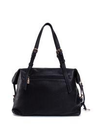 Czarna torebka klasyczna Nobo casualowa, na ramię