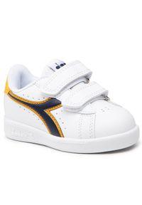 Diadora Sneakersy Game P Td 101.173339 01 C9165 Biały. Kolor: biały