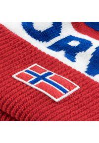 Czerwona czapka zimowa Helly Hansen