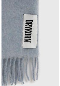 Drykorn - Szalik Kasay. Kolor: niebieski