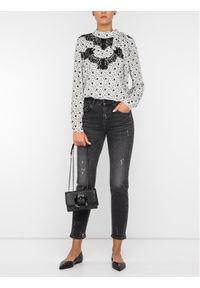 Silvian Heach Jeansy PGA19575JE Szary Regular Fit. Kolor: szary. Materiał: jeans
