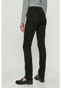 Czarne jeansy Cross Jeans
