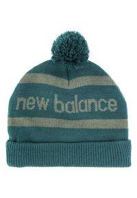 Czapka New Balance elegancka, na zimę