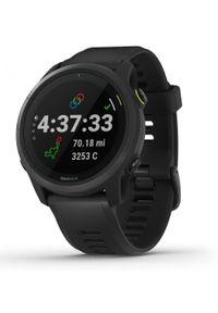 Czarny zegarek GARMIN sportowy