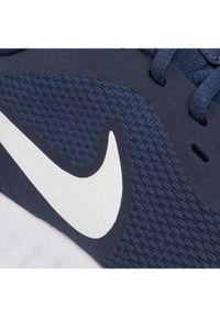 Niebieskie sneakersy Nike Nike Revolution