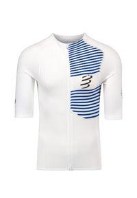 Compressport - T-shirt COMPRESSPORT TRI POSTURAL SS. Materiał: tkanina. Sport: fitness
