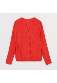 Czerwona koszula Mohito elegancka