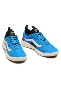 Vans - Sneakersy VANS - Ultrarange Exo VN0A4U1K50P1 Directoire Bl/Antique Wht. Okazja: na co dzień. Kolor: niebieski. Materiał: materiał. Szerokość cholewki: normalna. Styl: elegancki, casual
