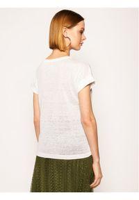 iBlues T-Shirt Bikini 79710102 Biały Regular Fit. Kolor: biały