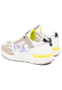 Białe buty sportowe Colmar
