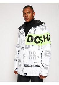 Kurtka sportowa DC w kolorowe wzory, narciarska