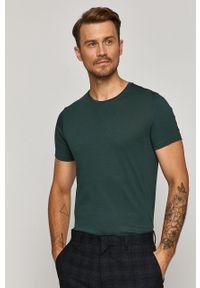 T-shirt medicine z okrągłym kołnierzem, casualowy