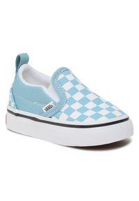 Vans Tenisówki Slip-On V VN0A348830Y1 Niebieski. Zapięcie: bez zapięcia. Kolor: niebieski