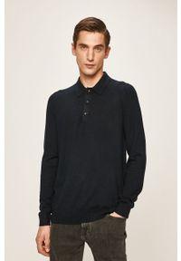 Niebieski sweter Only & Sons na co dzień, krótki, casualowy