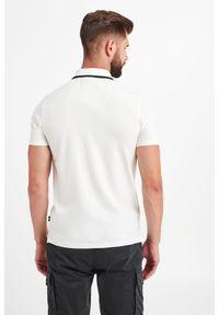 Koszulka polo Aeronautica Militare w jednolite wzory, polo