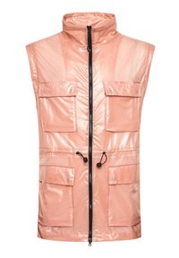 Różowa kurtka przeciwdeszczowa Rains