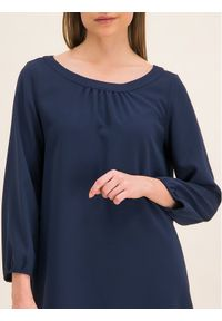 iBlues Sukienka koktajlowa 72262796 Regular Fit. Kolor: niebieski. Styl: wizytowy #6