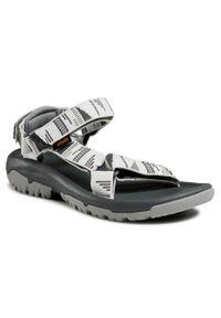 Szare sandały Teva