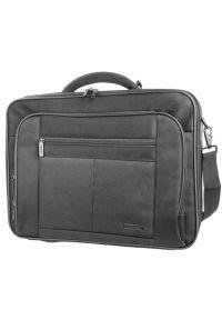Czarna torba na laptopa NATEC elegancka