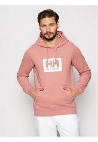 Helly Hansen Bluza Box 53289 Różowy Regular Fit. Kolor: różowy