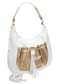 Biała torebka Badura elegancka
