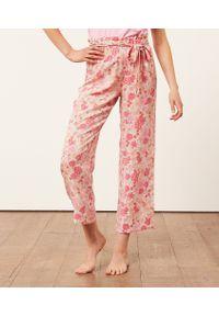 Fati Pantalon De Pyjama Imprimé - L - Różowy - Etam. Kolor: różowy