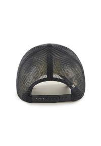 Czarna czapka z daszkiem 47 Brand