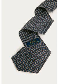 Niebieski krawat Polo Ralph Lauren