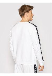 Kappa Bluza Ildan 309004 Biały Regular Fit. Kolor: biały
