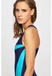 Niebieski strój kąpielowy Aqua Speed z odpinanymi ramiączkami