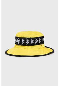 Kappa - Kapelusz. Kolor: żółty