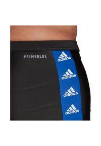 Adidas - Kąpielówki męskie adidas Tapered Swim FS3418. Materiał: nylon, materiał, elastan