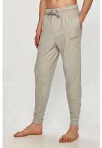 Calvin Klein Underwear - Spodnie. Okazja: na co dzień. Kolor: szary. Materiał: dzianina. Styl: casual